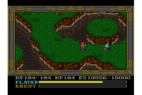 Ys IV - Mask of the Sun (Japan) [En by Aeon Genesis v2.0] ROM